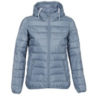 material Women Duffel coats Roxy FOREVER FREELY Blue