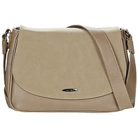 Bags Women Shoulder bags David Jones JARGA Camel