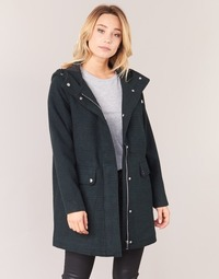 material Women coats Noisy May TOWN Black