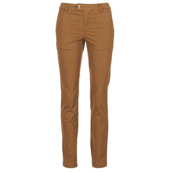 material Women 5-pocket trousers LPB Shoes CHINAI Cognac