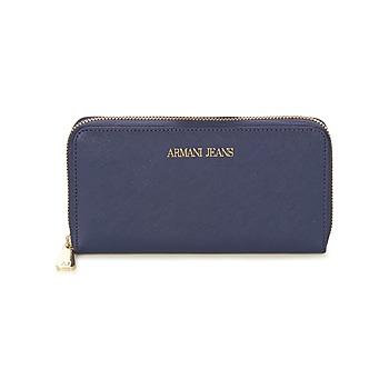 Bags Women Wallets Armani jeans DOURIO Blue