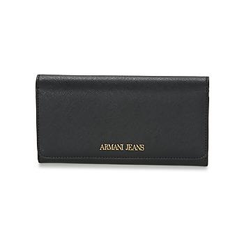 Bags Women Wallets Armani jeans SALDI Black