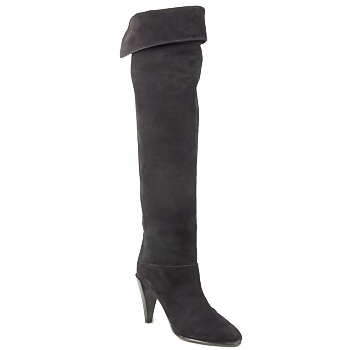 Shoes Women High boots Veronique Branquinho LIBERIUS Black