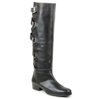 Shoes Women Boots Michael Kors AFRICA Black