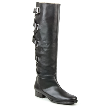 Shoes Women Boots Michael Kors AFRICA Black