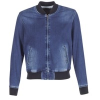 material Women Blouses Pepe jeans BRANDY Blue / MEDIUM