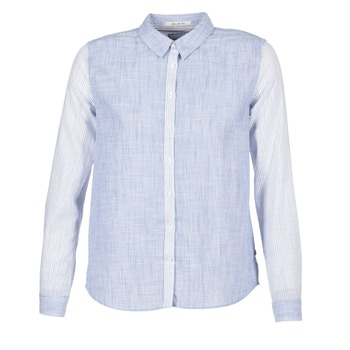 material Women Shirts Pepe jeans CRIS Blue