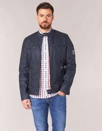 material Men Blouses Pepe jeans RACER Marine