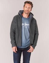 material Men Blouses Pepe jeans ROGER Grey