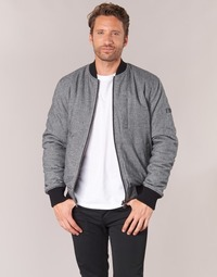 material Men Blouses Pepe jeans EUBEA REVERSIBLE Grey / Black