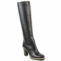 Shoes Women Boots Jil Sander NATURE Black