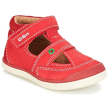 Shoes Boy Sandals Kickers GOODSPEED Red