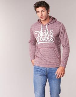 material Men sweatpants Jack & Jones PANTHER ORIGINALS Bordeaux