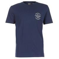 material Men short-sleeved t-shirts Jack & Jones ORGANIC ORIGINALS Marine