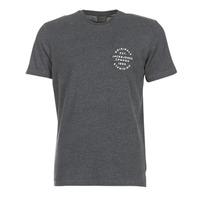 material Men short-sleeved t-shirts Jack & Jones ORGANIC ORIGINALS Grey