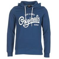 material Men sweatpants Jack & Jones HAWL ORIGINALS Blue