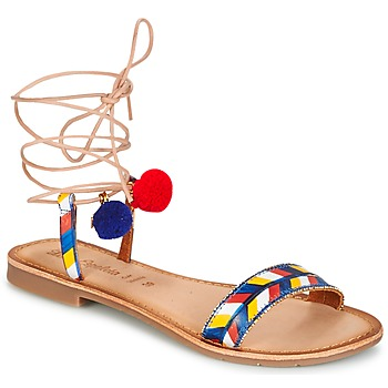 Shoes Women Sandals Lola Espeleta EDWINA Blue