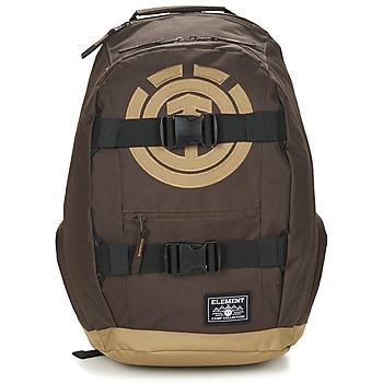 Bags Men Rucksacks Element MOHAVE Brown