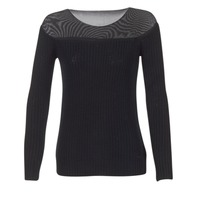 material Women jumpers Armani jeans LAMOC Black