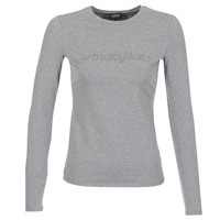 material Women Long sleeved shirts Armani jeans DRANOZ Grey