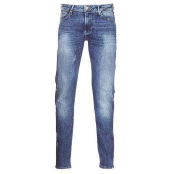 material Men slim jeans Armani jeans LORETTE Blue