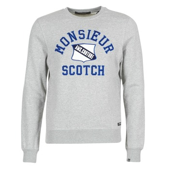 material Men sweaters Scotch & Soda JARISCO Grey