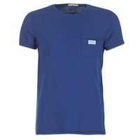 material Men short-sleeved t-shirts Scotch & Soda JURISCU Marine