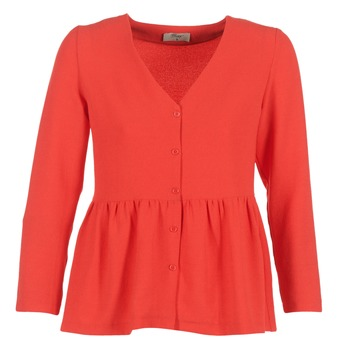material Women Blouses Betty London HALICE Red