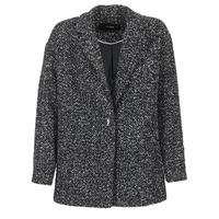 material Women coats Vero Moda SALT Black