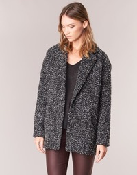 material Women coats Vero Moda SALT Black