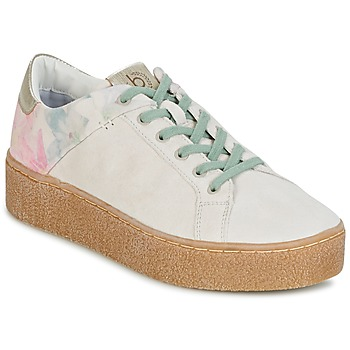 Shoes Women Low top trainers Bugatti  Off white