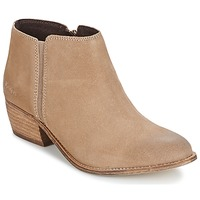 Shoes Women Ankle boots Kickers BOOTY BEIGE