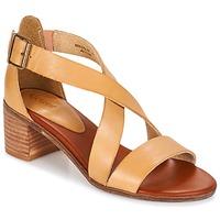 Shoes Women Sandals Kickers VOLTAX BEIGE