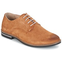 Shoes Men Derby shoes Kickers ELDAN Camel