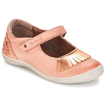 Shoes Girl Ballerinas Kickers CALYPSO Coral
