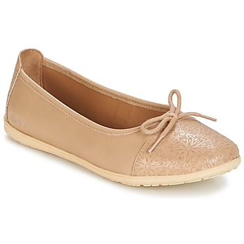 Shoes Girl Ballerinas Kickers EDANA Beige