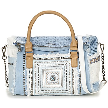 Bags Women Handbags Desigual LOVERTY WHITNEY Blue