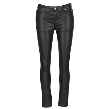 material Women 5-pocket trousers Moony Mood HENDUI Black