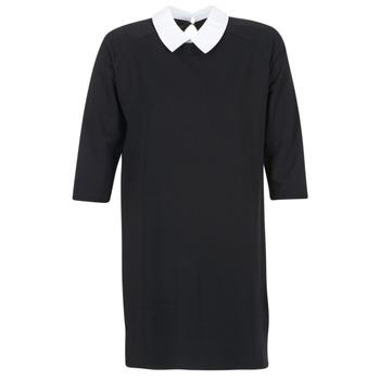 material Women Short Dresses Only MANDY Black