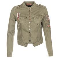 material Women Jackets / Blazers Only NEW AUSTIN KAKI