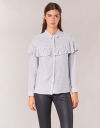 material Women Shirts Moony Mood HALIS White