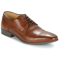 Shoes Men Derby shoes Bocage MERCI COGNAC