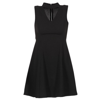 material Women Short Dresses Moony Mood GUDU Black