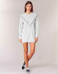 material Women Short Dresses Yurban HOLALA Grey