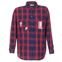 material Women Shirts Yurban HERDON Red