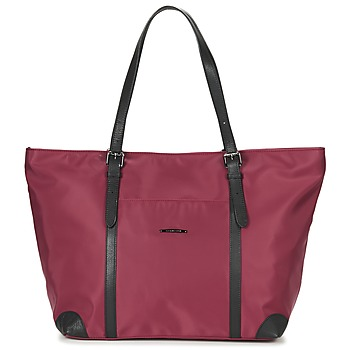 Bags Women Shopper bags Hexagona JOLLY EPAULE BORDEAUX