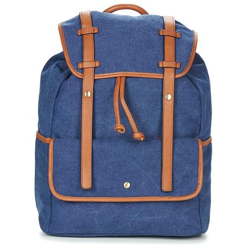 Bags Men Rucksacks Casual Attitude HAGA Blue