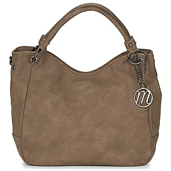 Bags Women Shoulder bags Moony Mood HOURI Taupe