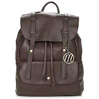 Bags Women Rucksacks Moony Mood HEKI Brown / Dark