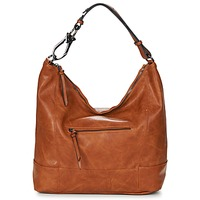Bags Women Shoulder bags Moony Mood HODI Cognac